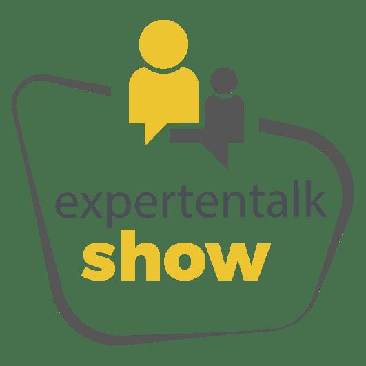 experten talkshow logo farbig