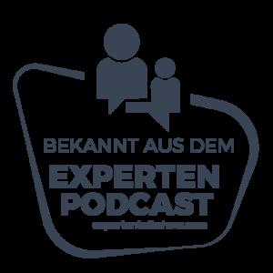 Experten Talkshow LOGO. Bekannt aus dem Experten Podcast