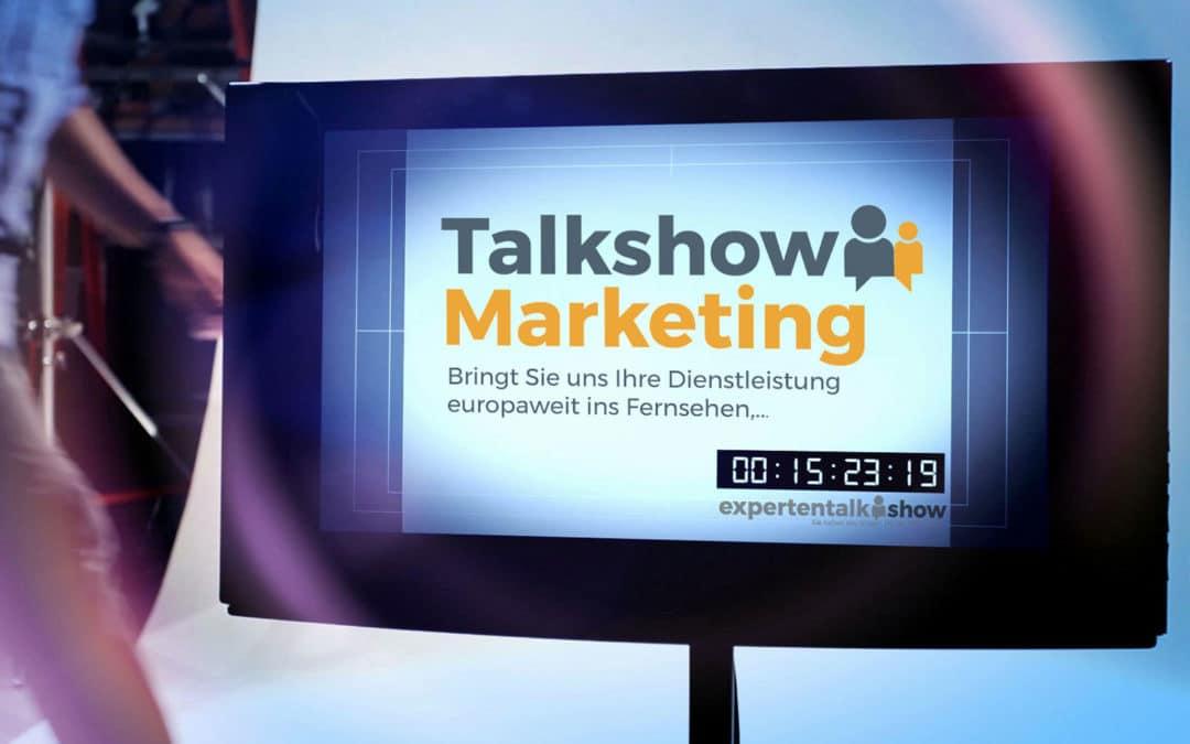 Wie Talkshow Marketing im Fernsehen neue Kundenkreise generiert